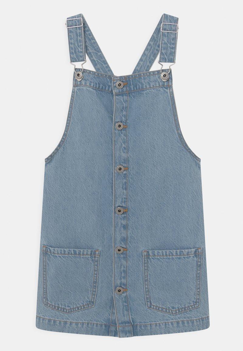 Pepe Jeans - CHICAGO PINAFORE - Denim dress - blue denim
