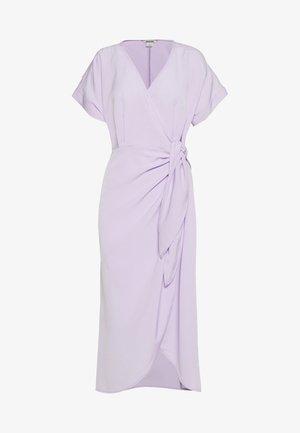 ENLIE WRAP DRESS - Vestito estivo - lilac