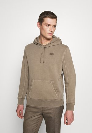 WELLTHREAD HOODIE - Sweat à capuche - graphic black