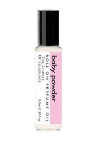 The Library of Fragrance - ROLL ON PERFUME  - Eau de parfum - baby powder - 1