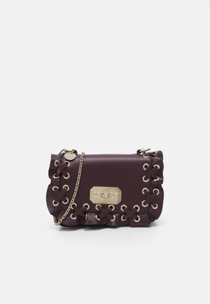 SHOULDER BAG - Handbag - aubergine