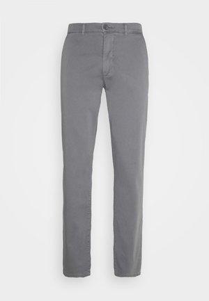 VIGGO - Chino kalhoty - smoked pearl grey