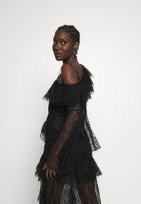 Alice McCall - SHADOW LOVE GOWN - Společenské šaty - black - 5