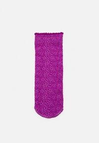 FALKE - DAINTY DAISY - Socks - galaxy purple - 0