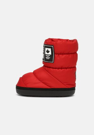 UNISEX - Winter boots - red