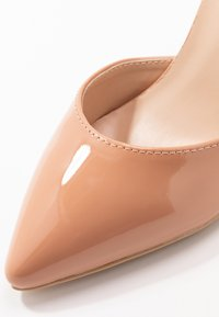 Glamorous Wide Fit - Zapatos altos - nude - 2