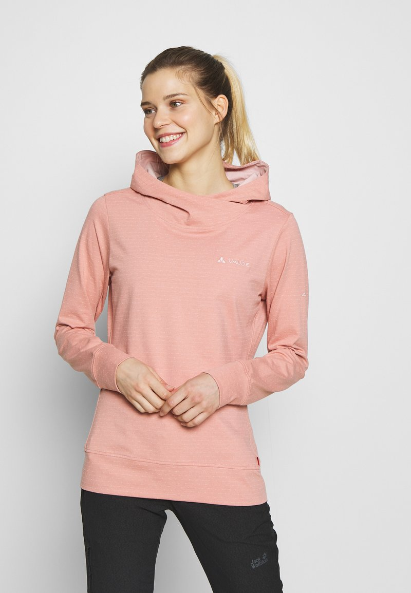 Vaude - WOMENS TUENNO - Long sleeved top - snapdragon