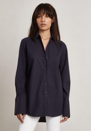 JONES - Button-down blouse - true navy