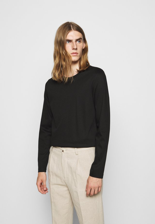 ABALONE - Long sleeved top - black