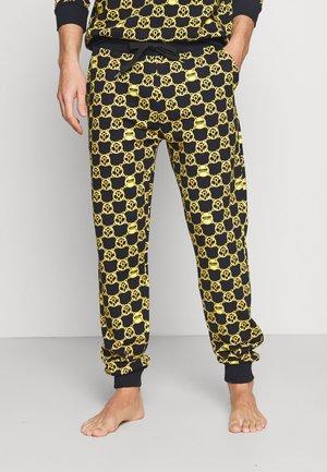 Pyjamasbukse - shiny gold