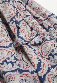 Mango - Długa sukienka - bleu - 5
