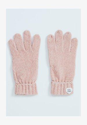 KATHERINE - Rękawiczki pięciopalcowe - pale