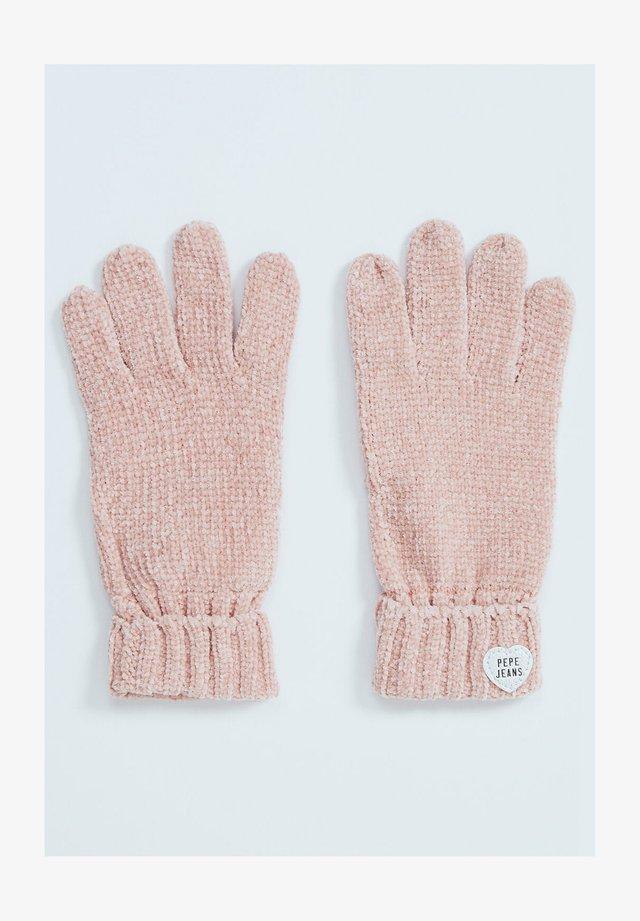 KATHERINE - Gloves - pale