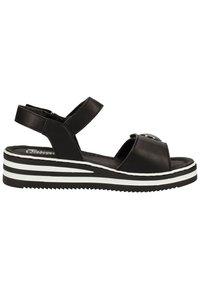 Rieker - Platform sandals - schwarz 00 - 6