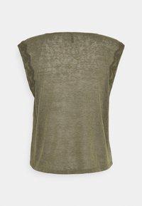 ONLY Petite - ONLCELINE MIX - Camiseta estampada - kalamata - 1