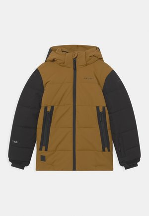 LOUIN JR UNISEX - Snowboard jacket - fudge