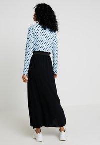Vero Moda - VMBEAUTY  - Pleated skirt - black - 3