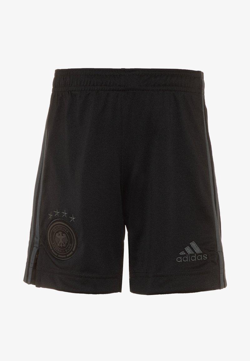 adidas Performance - DFB DEUTSCHLAND A SHO Y - Short de sport - black