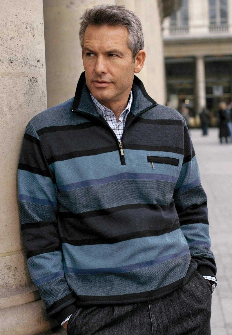 Babista - Sweatshirt - blau,schwarz