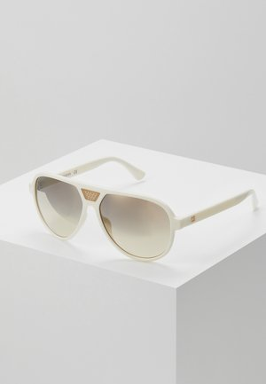 Sunglasses - white