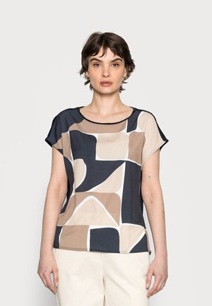 SUSA SQUARE - Print T-shirt - mystic blue