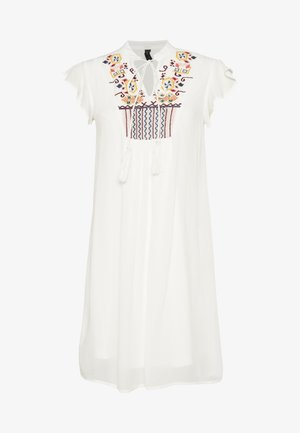 YASCILLA DRESS FEST - Day dress - star white