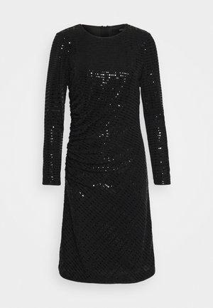PARIS GLAM DRESS - Cocktailkjole - black