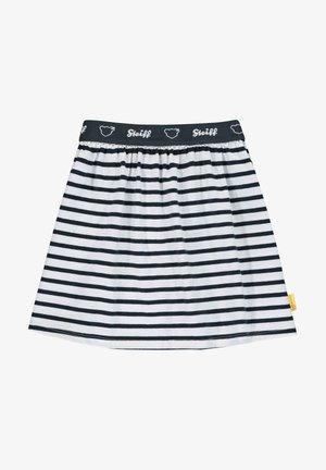 Mini skirt - steiff navy
