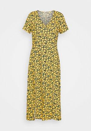 NADILO - Sukienka letnia - yellow