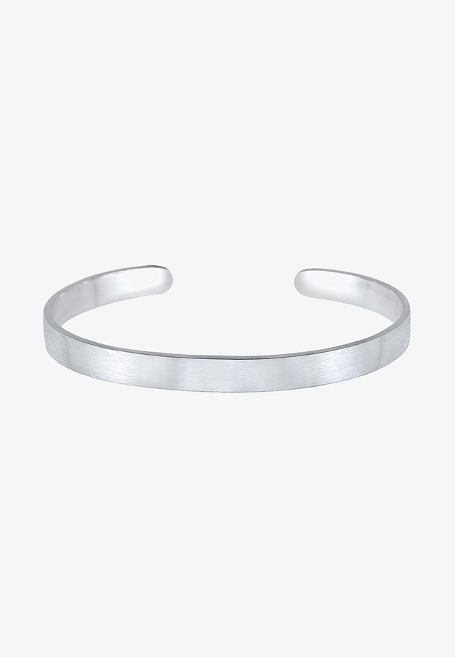 GEHÄMMERT - Bracelet - silver-coloured