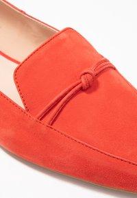 Zign - Scarpe senza lacci - red - 2