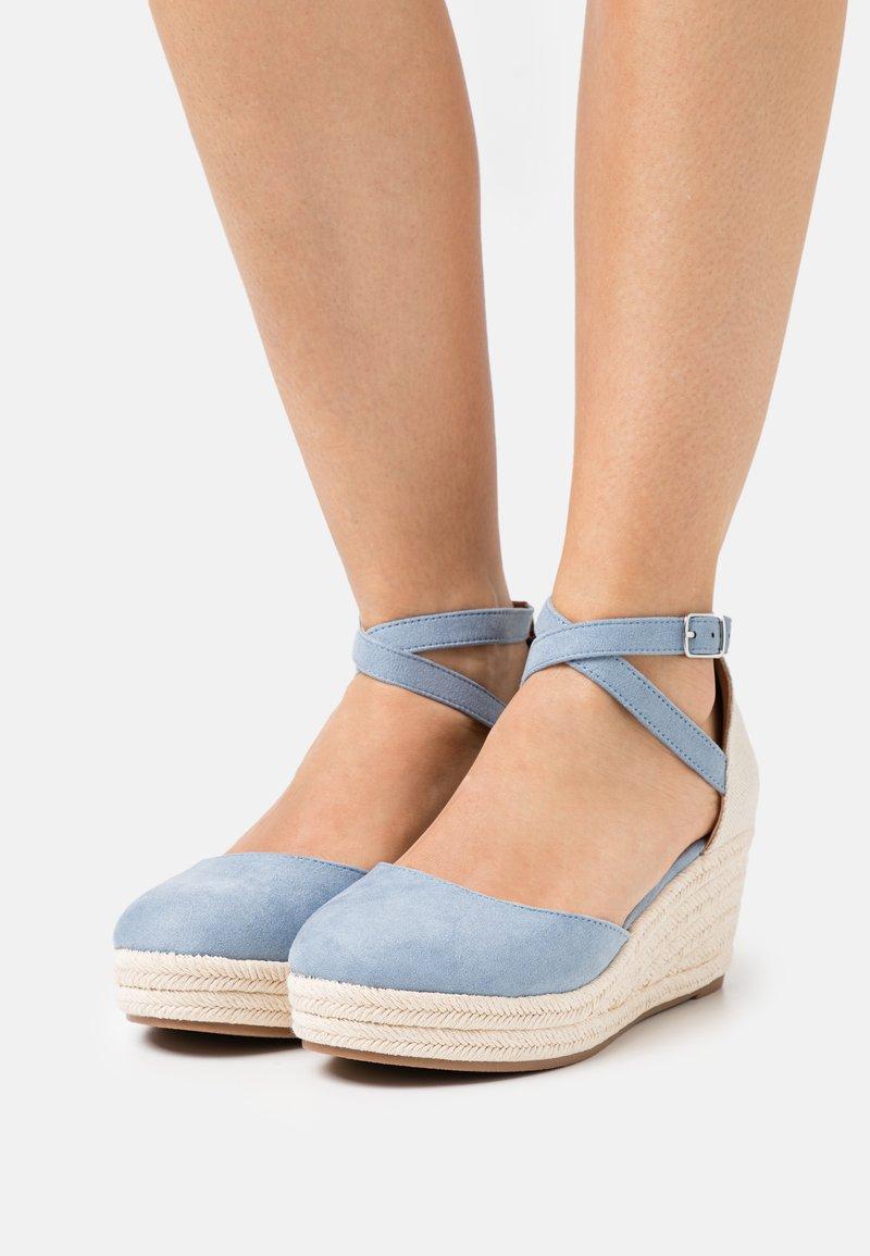 Anna Field - COMFORT - Plateaupumps - light blue