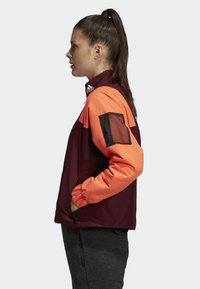 adidas Performance - BACK-TO-SPORT LINED INSULATION JACKET - Sports jacket - red - 3