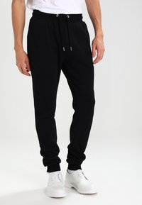 Ellesse - OVEST - Tracksuit bottoms - anthracite - 0