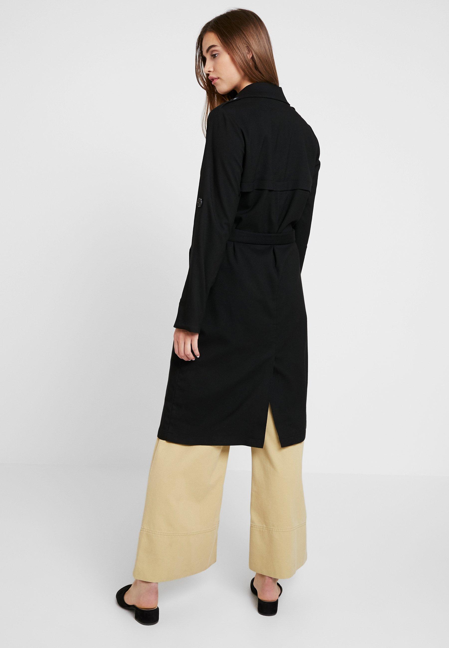 Object Veste d'hiver - black - Manteaux Femme SimY5