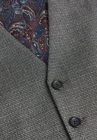 Next - Suit waistcoat - mottled grey - 3