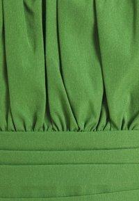 NA-KD - CROSS BACK - Blusa - green - 2