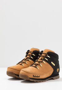 Timberland - EURO SPRINT - Lace-up ankle boots - wheat