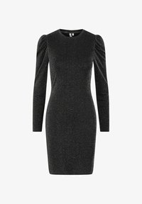 Pieces - GLITZER - Cocktail dress / Party dress - black - 0