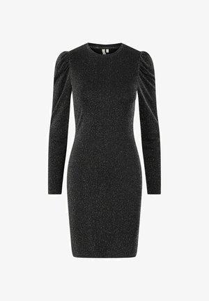 GLITZER - Cocktail dress / Party dress - black