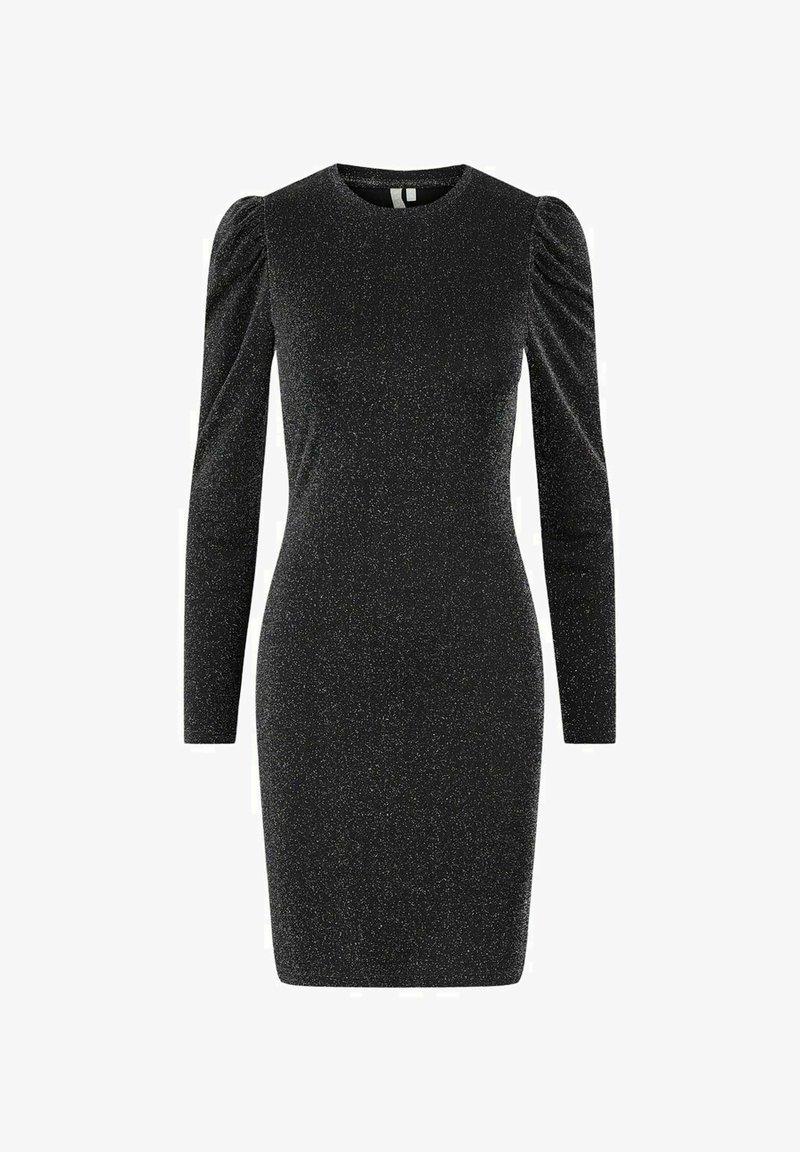 Pieces - GLITZER - Cocktail dress / Party dress - black
