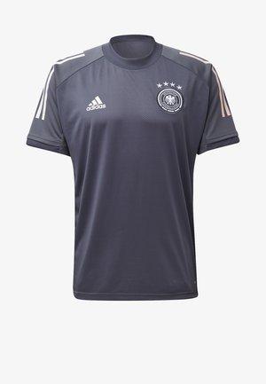 DEUTSCHLAND DFB TRAINING SHIRT - T-shirt med print - onix
