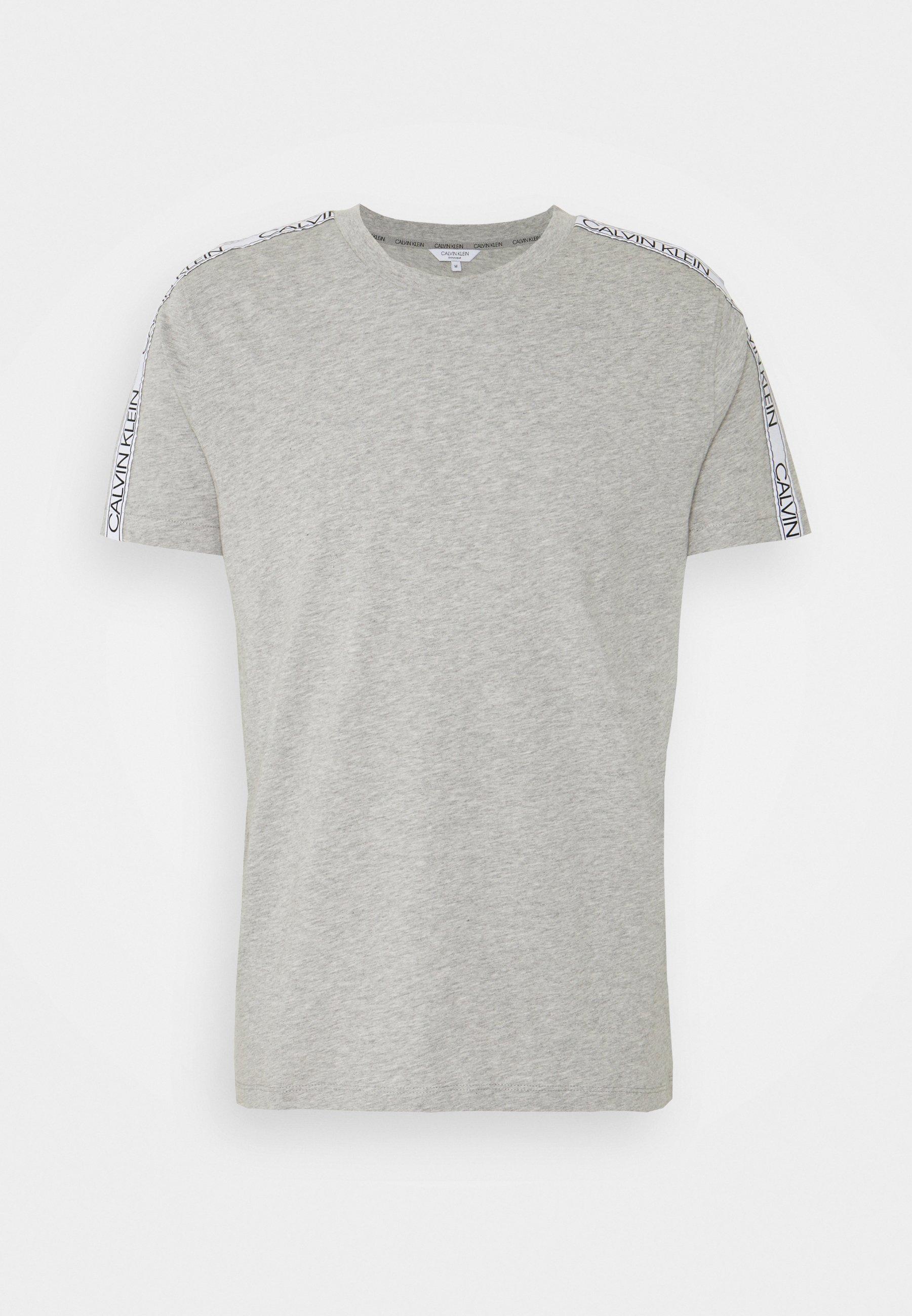 Men CORE LOGO RELAXED CREW TEE - Pyjama top