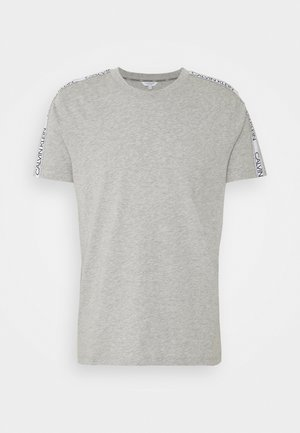 CORE LOGO RELAXED CREW TEE - Pyjama top - grey