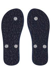 Roxy - TAHITI - Pool shoes - white/silver - 2