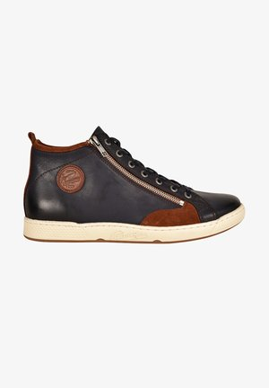 JAYER H4D - High-top trainers - black