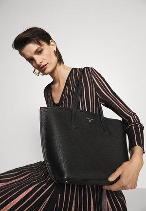 JANE TOTE - Shoppingveske - black