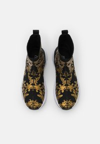 Versace Jeans Couture - High-top trainers - print - 4