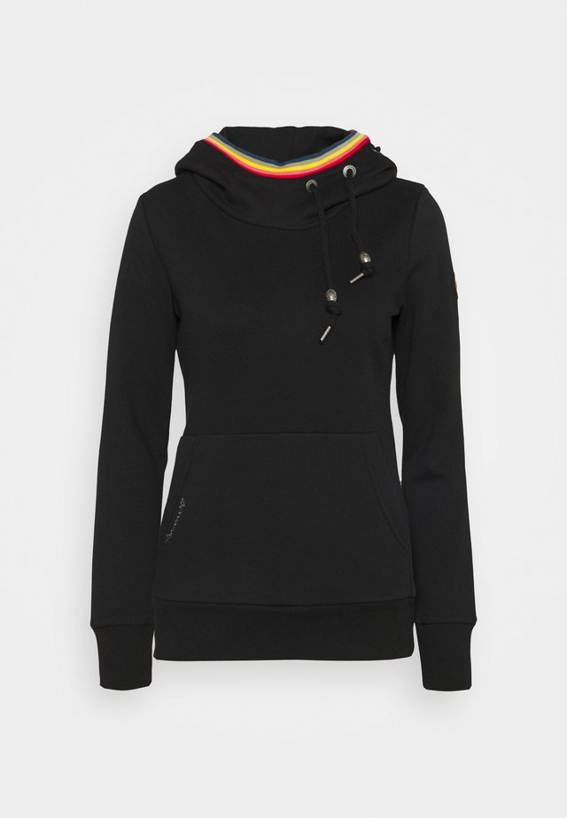 ERMELL - Sweater - black