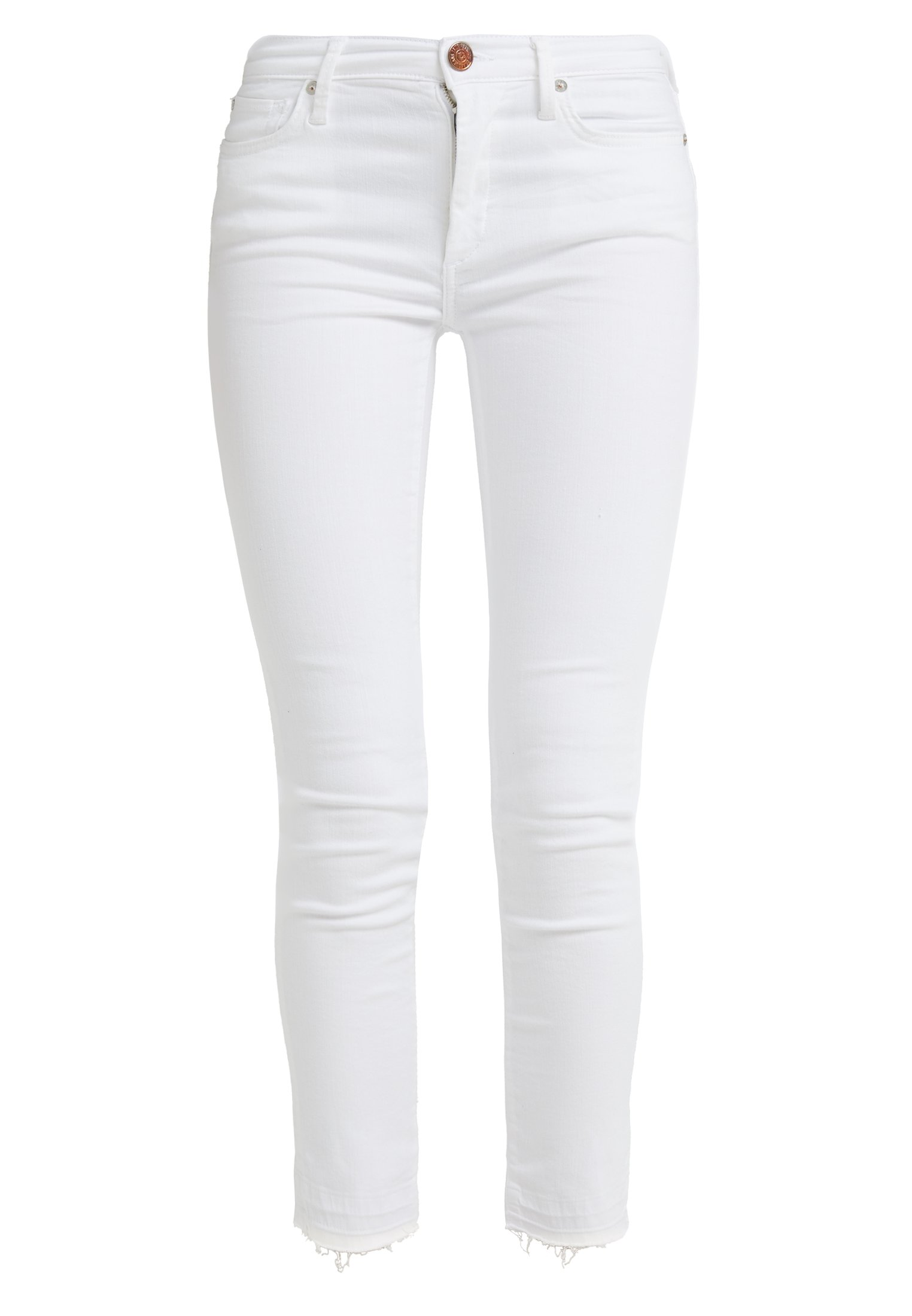 True Religion HALLE - Jeans Skinny Fit - white